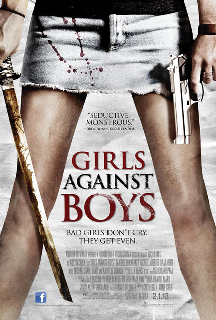 Watch An Exclusive Clip From Austin Chick's GIRLS AGAINST BOYS