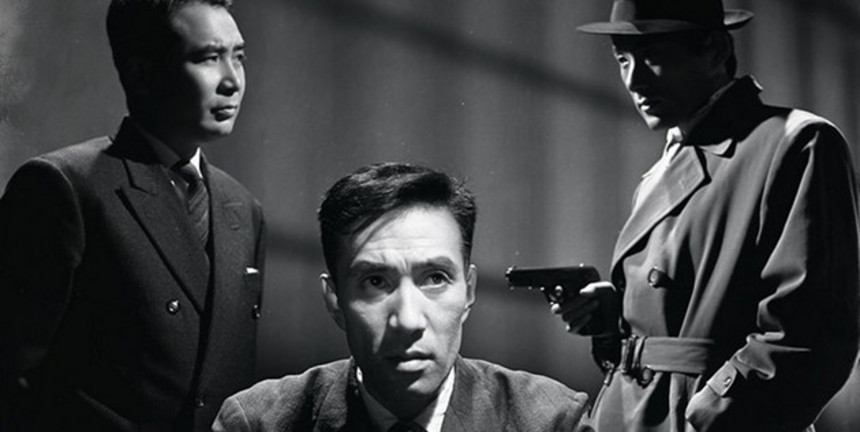 Hey, Toronto! The ScreenAnarchy Curated Tokyo Drifters Series Continues Saturday With Hard Boiled Noir INTIMIDATION!!