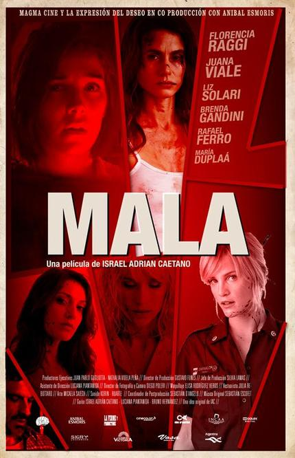 Full Trailer For Argentinian Hitwoman Film MALA (EVIL WOMAN)