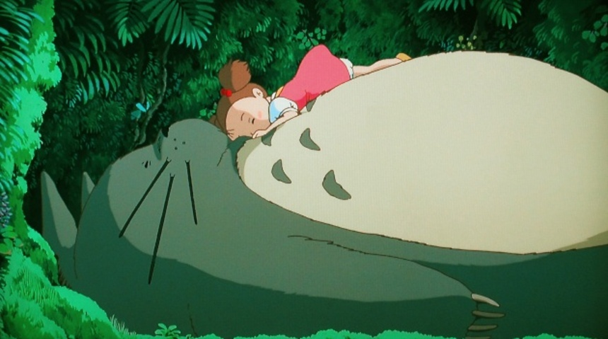 UK Blu-ray Review: MY NEIGHBOUR TOTORO Will Cuddle You And Make You Feel Warm Inside