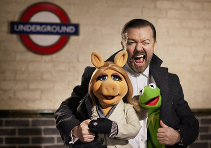 MUPPETS MOST WANTED Teaser Tweaks Twitter Thing