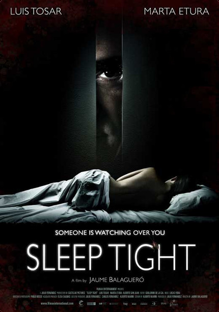 Win Jaume Balaguero's Chilling SLEEP TIGHT On BluRay!