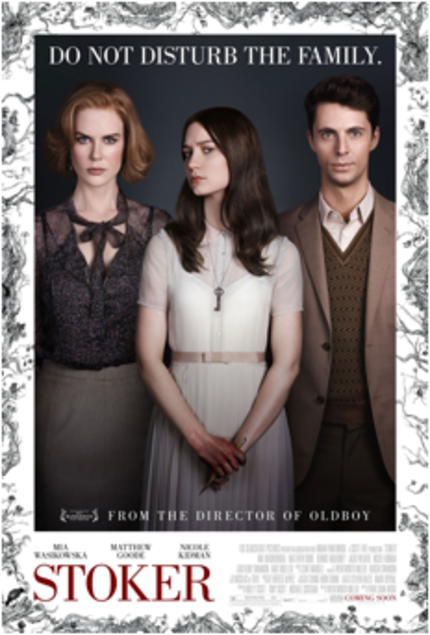 Kidman Kills It In New STOKER Clip