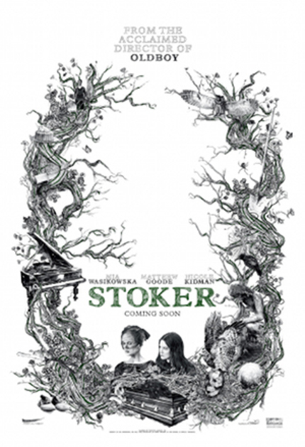 Park Chan-wook Gets Manic With New STOKER Trailer