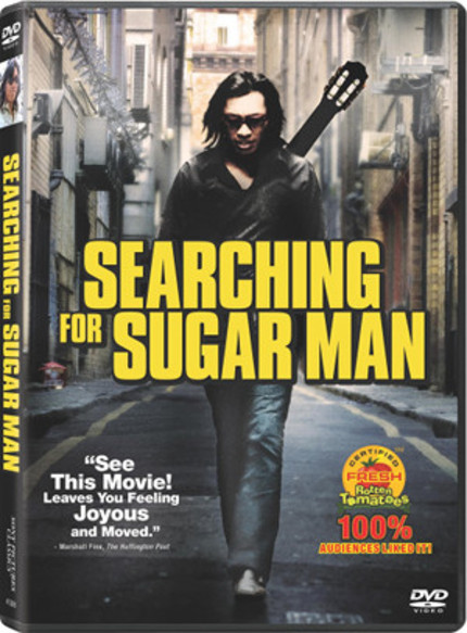 Win A DVD And T-Shirt Of Acclaimed Documentary SEARCHING FOR SUGAR MAN