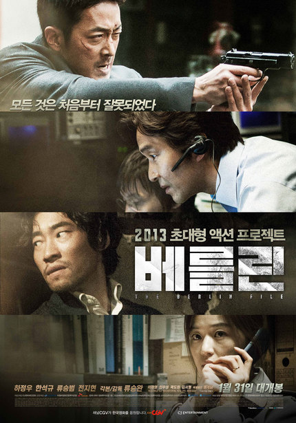 Action-Packed Trailer For Korean Spy Thriller THE BERLIN FILE