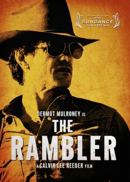 Calvin Reeder's Surreal Western THE RAMBLER Gets A Sundance Poster