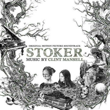 Listen to an Extract from Clint Mansell's Score for Park Chan-wook's STOKER