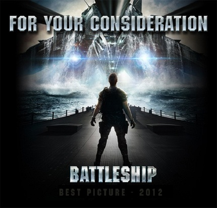 For Your Consideration: BATTLESHIP for Best Picture of 2012