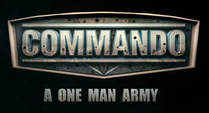 Watch Out Tony Jaa & Johnny Tri Nguyen, Here's Vidyut Jamwal In The Trailer For COMMANDO - A ONE MAN ARMY