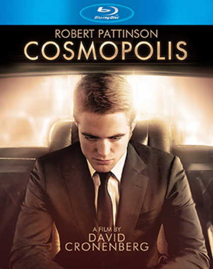 Blu-ray Review: Cronenberg's COSMOPOLIS