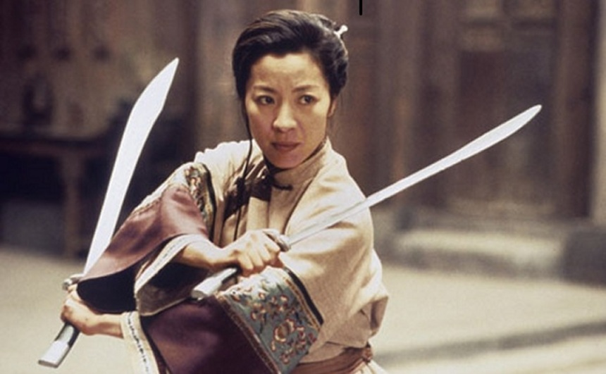 CROUCHING TIGER Sequel SILVER VASE, IRON KNIGHT to Shoot in May