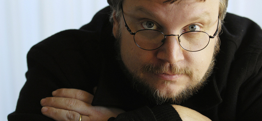 Gorber's Epic Guillermo del Toro Interview, Part 3: On LUTHER, Casting MAMA, and Music in Film
