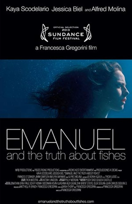 Sundance 2013 Review: EMANUEL AND THE TRUTH ABOUT FISHES Swims to the Surface