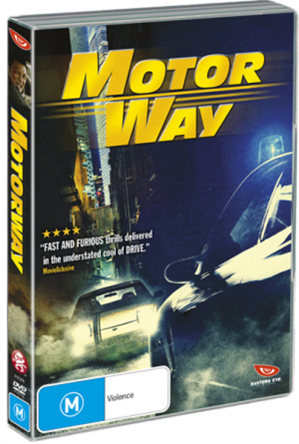 Out Now on Australian DVD: MOTORWAY Is A Stunt Masterpiece