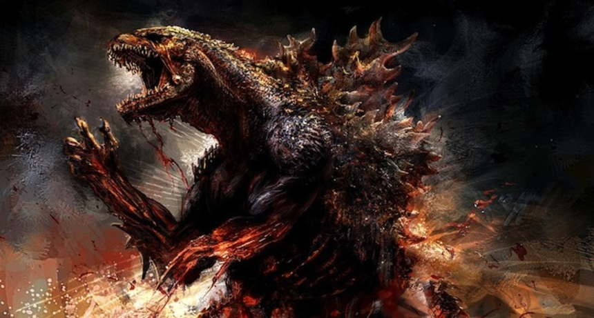 More News On GODZILLA Comes Stomping In