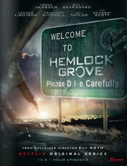 Visit Eli Roth's HEMLOCK GROVE With First Trailer