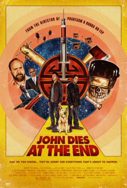 Opening: JOHN DIES AT THE END, A Fun Ride That Fails to Fully Deliver