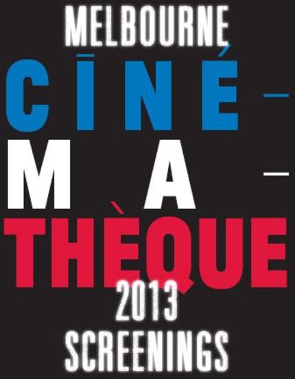 Melbourne Cinematheque's 2013 Program Illuminates Japan, Continues Strong Throughout the Year