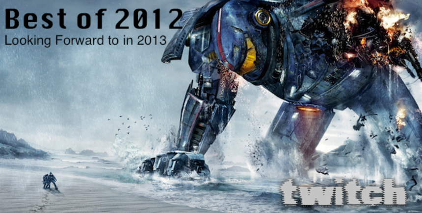 ScreenAnarchy's Best of 2012: Looking Forward to 2013
