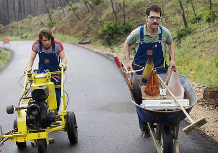 Sundance 2013 Review: PRINCE AVALANCHE Delivers a Hint of the Old David Gordon Green