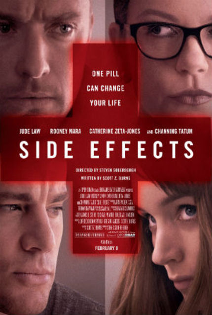 UK Trailer for Soderbergh's SIDE EFFECTS Spins a Druggy Tale