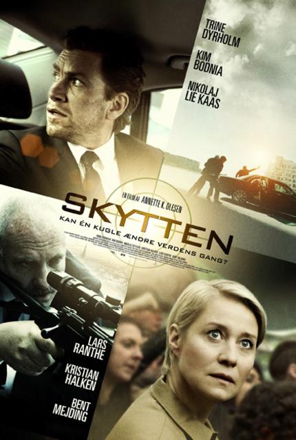 Kim Bodnia Goes Rogue In Danish Thriller THE SHOOTER (SKYTTEN)