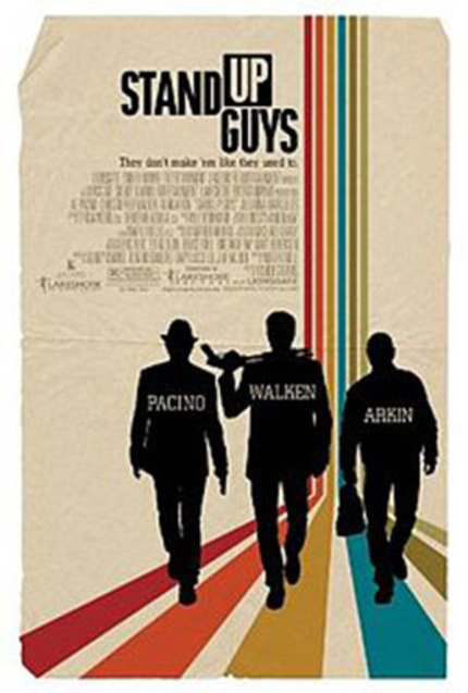 Review: STAND UP GUYS Stands Up to Scrutiny