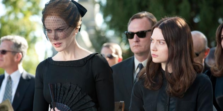Sundance 2013 First Impression: STOKER Delivers on Director Park's Brand