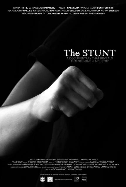 Thai Stunt Industry Revealed In Documentary THE STUNT