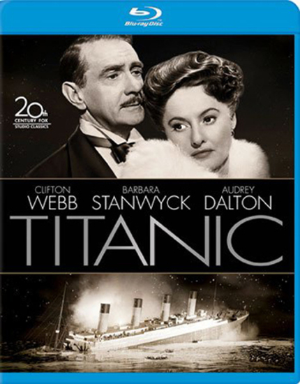 Contest: Win A Blu-ray Copy of TITANIC (1953)