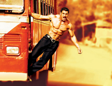 John Abraham Will Kick Your Ass In Extreme Slow Motion In The SHOOTOUT AT WADALA