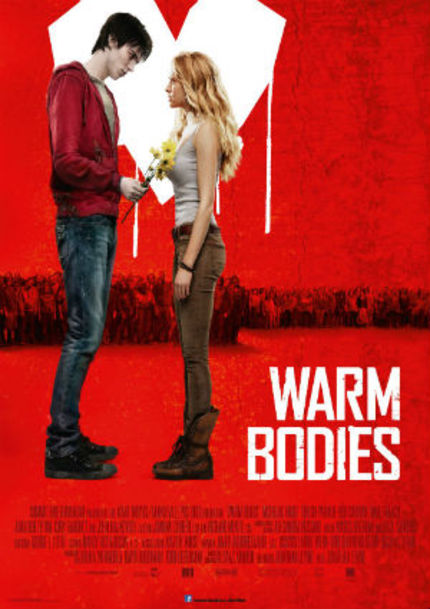 Review: WARM BODIES Underplays the Zombie Thing With a Charming Romance