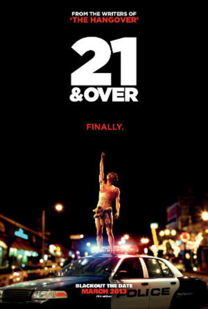 Review: 21 AND OVER Makes Binge Drinking A Laughing Matter