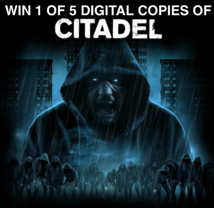 Hey, Canada! Win A Free Digital Download Of Ciaran Foy's CITADEL!