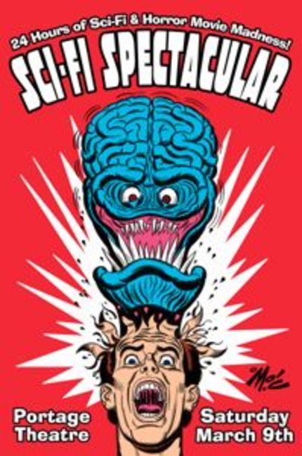 FRANK HENENLOTTER Brings BASKET CASE & BRAIN DAMAGE to Chicago  March 8 & 9.