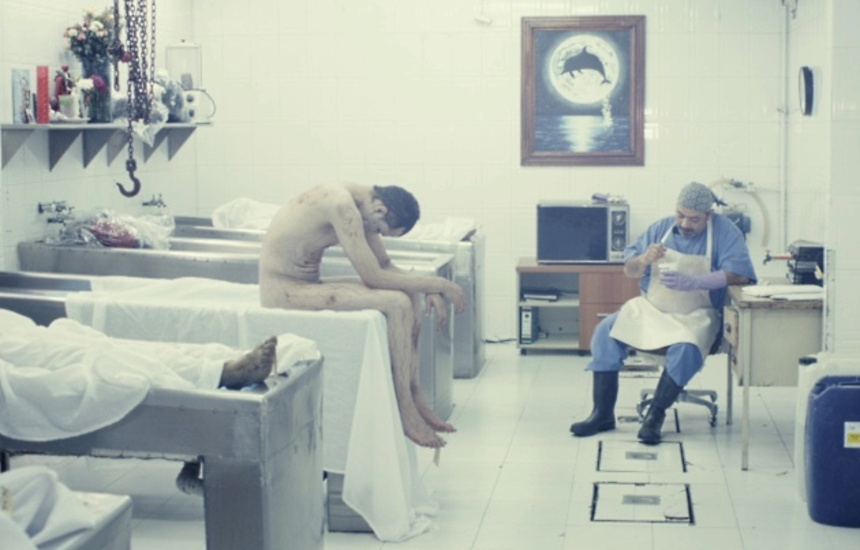 IFFR 2013 Review: HALLEY Begs Sympathy For The Zombie