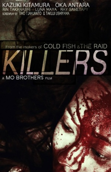 The Mo Brothers Present Bloody New KILLERS Key Art