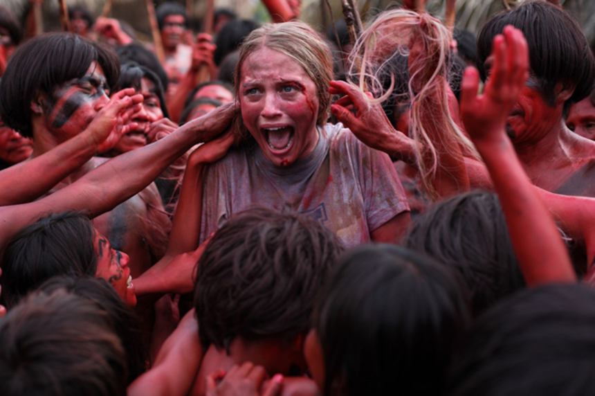 Eli Roth Shares First Image From GREEN INFERNO!