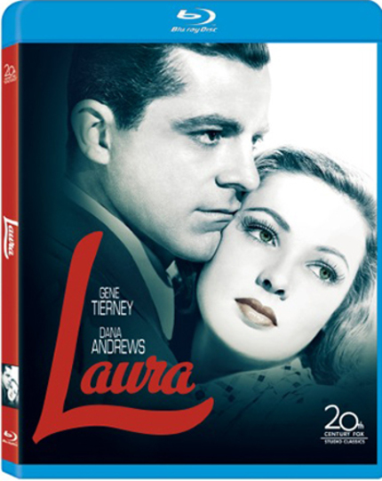 Contest: Win One Of Two LAURA Blu-rays