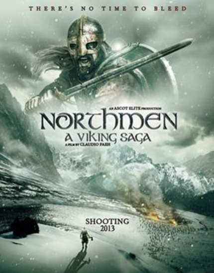 Tobias Santelmann Leads The Viking Invasion In NORTHMEN - A VIKING SAGA