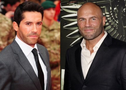 Scott Adkins And Randy Couture Are Going Sailing To A DISTANT SHORE