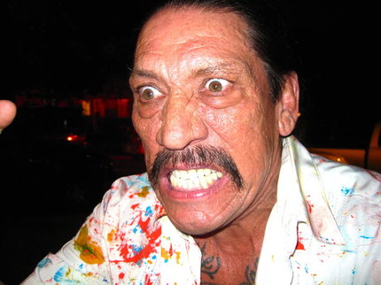 Danny Trejo Is Out For Blood And Funding For SNAP SHOT