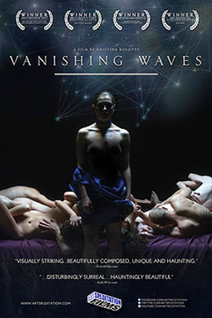 Erotic Sci-Fi Drama VANISHING WAVES Prepares To Invade America