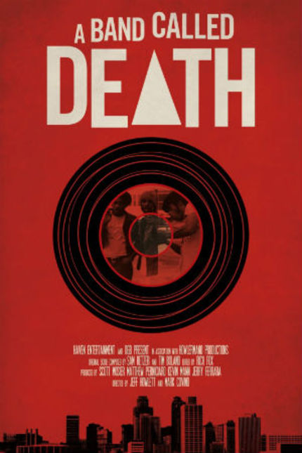 A BAND CALLED DEATH Gets Theatrical Life Via Drafthouse Films
