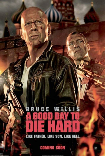 Review: A GOOD DAY TO DIE HARD is Dead on Arrival