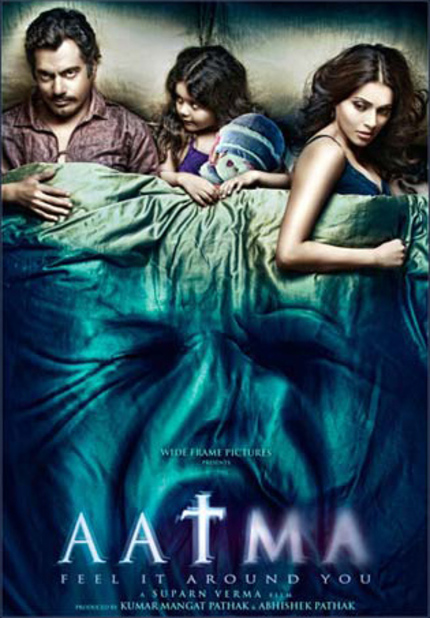 First Trailer For Suparn Verma's AATMA Puts A New Spin On The Old Ghost Story