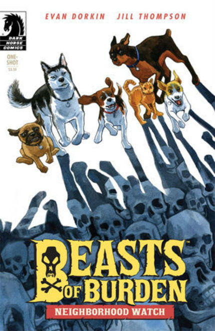 Shane Acker Will Animate BEASTS OF BURDEN