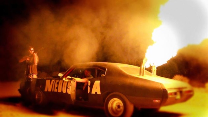 Review - BELLFLOWER Brings the Emotional Dynamite