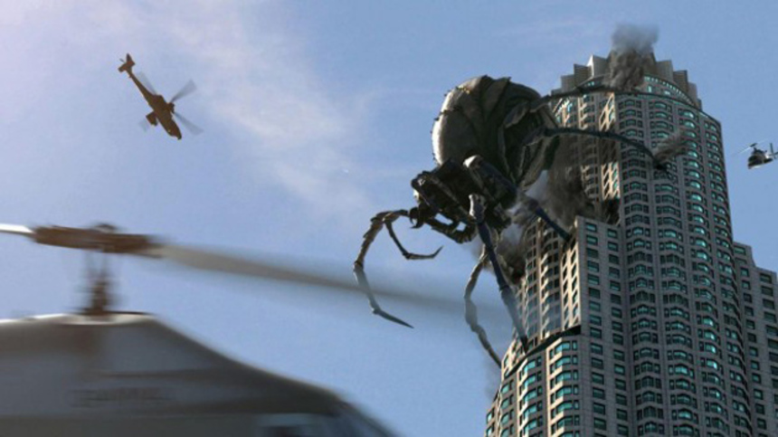 SXSW 2013: First Trailer For BIG ASS SPIDER Does What It Says On The Tin